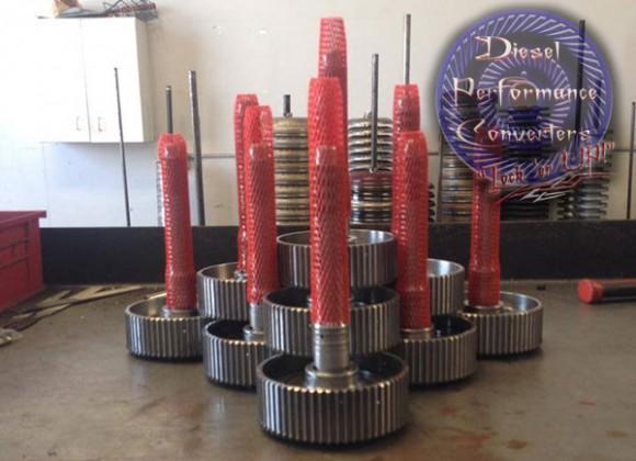 Diesel-Converter-Cranks
