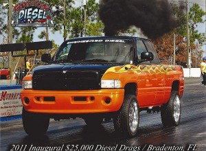Glen Rotman, Engineered Diesel